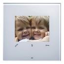 Domácí telefon Il vetro Video Comfort mléčné sklo bílá