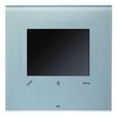 Domácí telefon Il vetro Video Comfort mléčné sklo zelená