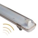 Průmyslové svítidlo se senzorem 1x36W, T8