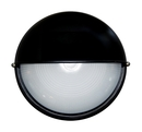 Průmyslové hliníkové svítidlo, kruh-kryté , 100W, černá