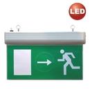 Nouzové svítidlo EXIT2 LED stropní 3H D-doběh