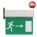 Nouzové svítidlo EXIT2 LED nástěnné 3H D-doběh