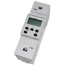 Spínací hodiny 16A/230V digitalní 1-kanál