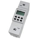 Spínací hodiny 16A/230V digitalní 2-kanál