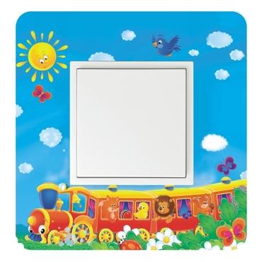 rámeček 1-nás e2 Kids Vlak